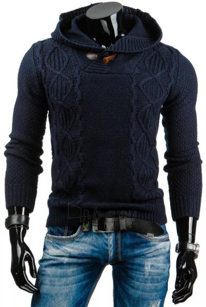 Vyriškas megztinis Barrett (Tamsiai mėlynas) Paveikslėlis 1 iš 6 310820031414