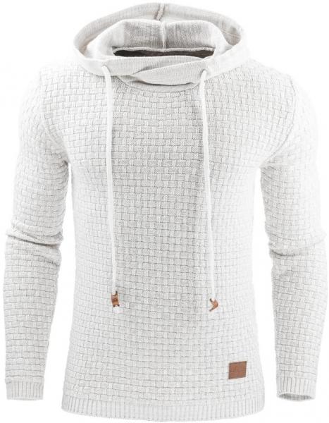 Vyriškas megztinis Bisbee (Baltas) Paveikslėlis 1 iš 1 310820043642