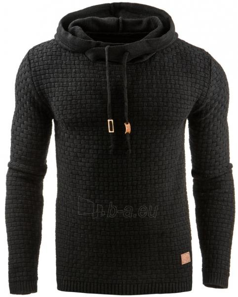 Vyriškas megztinis Bisbee (Juodas) Paveikslėlis 1 iš 1 310820031569