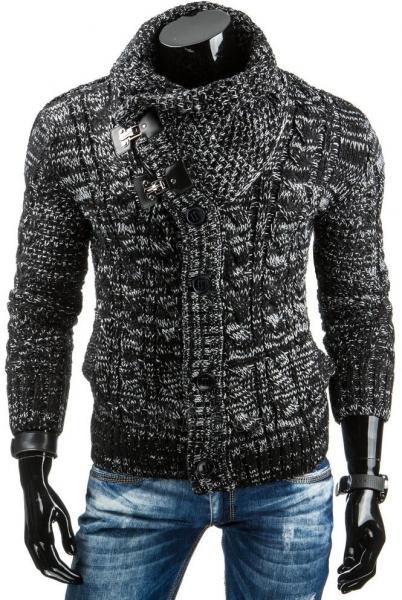 Vyriškas megztinis Buckeye (Juodas) Paveikslėlis 1 iš 7 310820031566