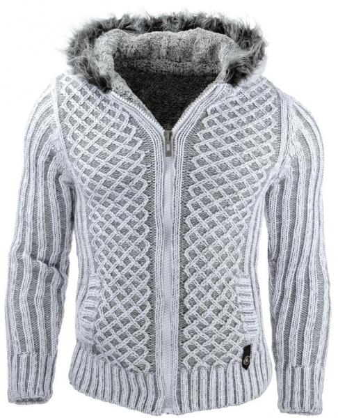 Vyriškas megztinis Bullhead (Baltas) Paveikslėlis 1 iš 7 310820031564