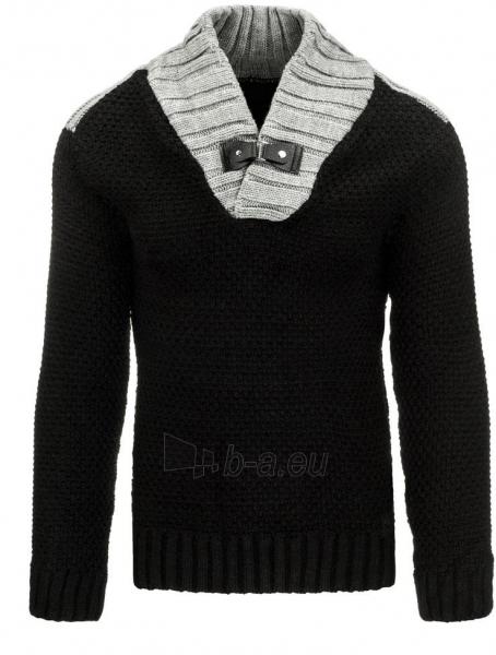 Vyriškas megztinis Carefree (Juodas) Paveikslėlis 1 iš 7 310820031561