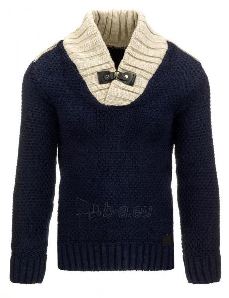 Vyriškas megztinis Carefree (Tamsiai mėlynas) Paveikslėlis 1 iš 7 310820031562