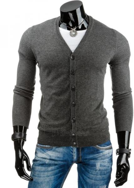 Vyriškas megztinis Carlton (Antracitas) Paveikslėlis 1 iš 6 310820031760