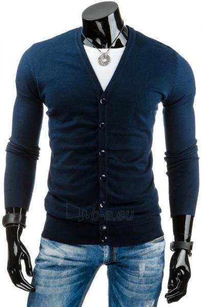 Vyriškas megztinis Carlton (Tamsiai mėlynas) Paveikslėlis 1 iš 6 310820031761