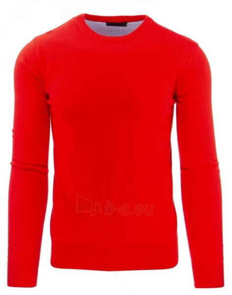 Vyriškas megztinis Clayton (Raudonas) Paveikslėlis 1 iš 1 310820032207