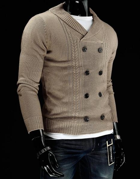 Vyriškas megztinis Emery Paveikslėlis 1 iš 6 310820043555