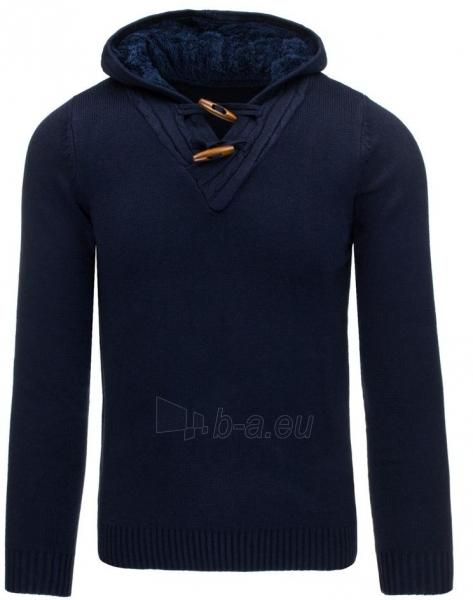 Vyriškas megztinis Ewart (Tamsiai mėlynas) Paveikslėlis 1 iš 7 310820031289