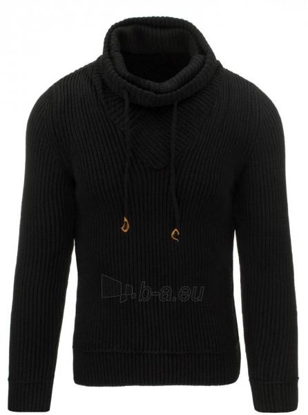 Vyriškas megztinis Fenton (Juodas) Paveikslėlis 1 iš 7 310820031294