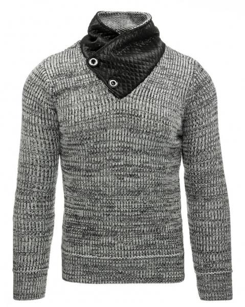 Vyriškas megztinis Ferdinand (Pilkas) Paveikslėlis 1 iš 7 310820031297