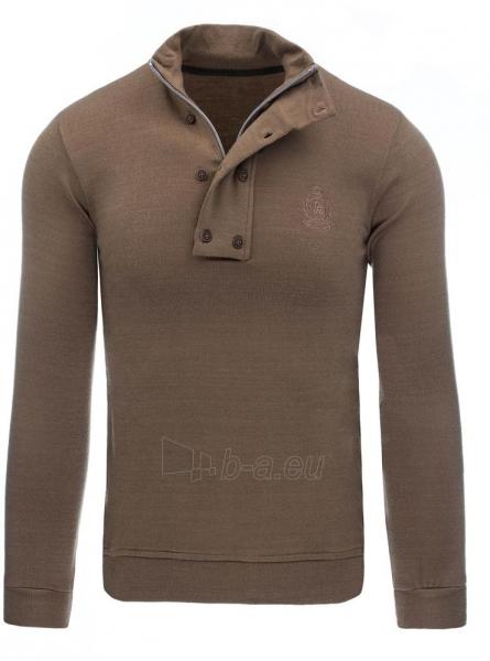 Vyriškas megztinis Floyd (Rudas) Paveikslėlis 1 iš 7 310820031302