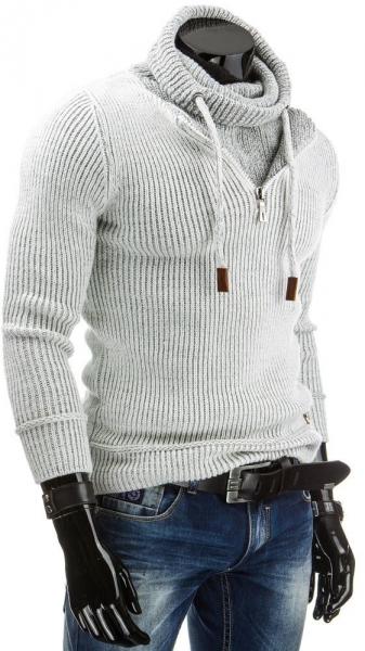 Vyriškas megztinis Franklyn (Baltas) Paveikslėlis 1 iš 6 310820043568