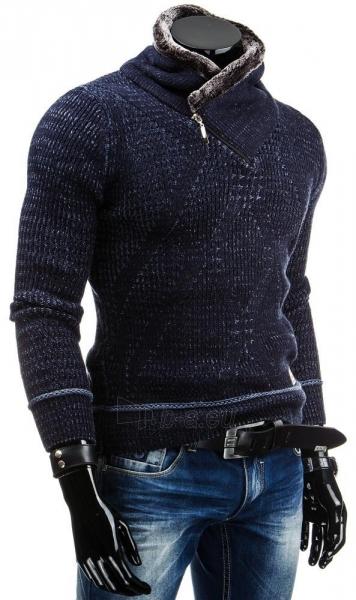 Vyriškas megztinis Fulton (Tamsiai mėlynas) Paveikslėlis 1 iš 6 310820031308