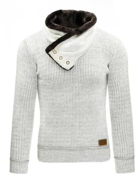 Vyriškas megztinis Gabby (Baltas) Paveikslėlis 1 iš 7 310820031312