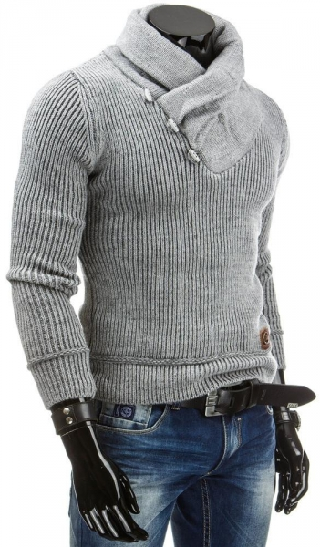 Vyriškas megztinis Garfield (Pilkas) Paveikslėlis 1 iš 6 310820043578