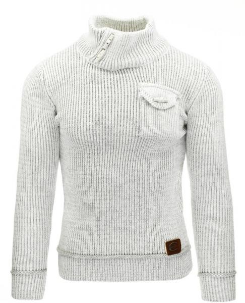 Vyriškas megztinis Garnet (Baltas) Paveikslėlis 1 iš 7 310820031320