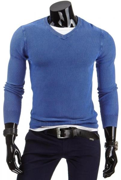 Vyriškas megztinis Gavin (Mėlynas) Paveikslėlis 1 iš 6 310820031368