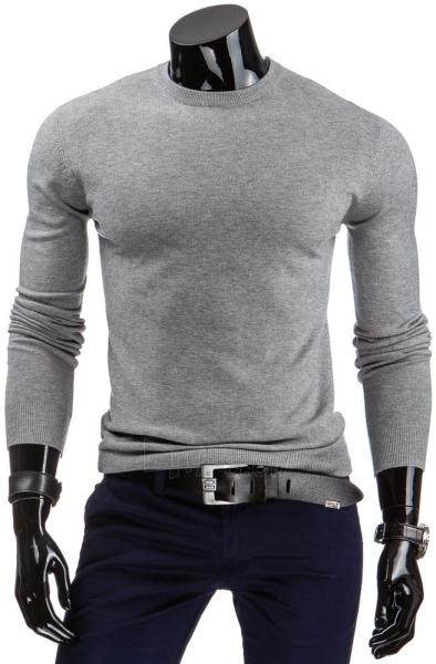 Vyriškas megztinis Geoff (Pilkas) Paveikslėlis 1 iš 6 310820031376