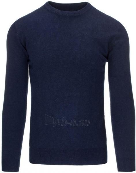 Vyriškas megztinis Geoff (Tamsiai mėlynas) Paveikslėlis 1 iš 7 310820031377