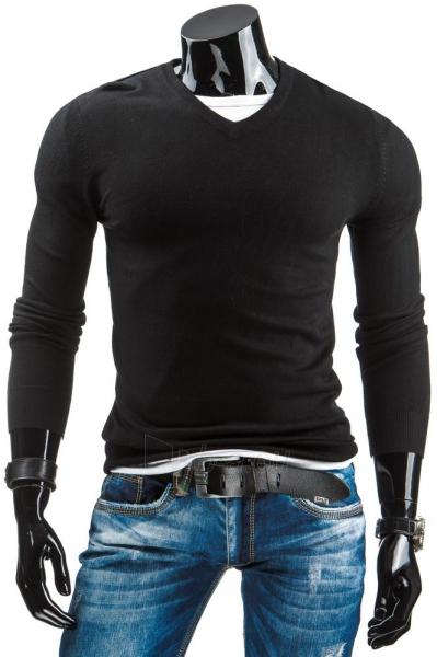 Vyriškas megztinis Geordie (Juodas) Paveikslėlis 1 iš 6 310820031382