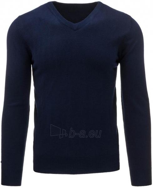 Vyriškas megztinis Geordie (Tamsiai mėlynas) Paveikslėlis 1 iš 7 310820031386