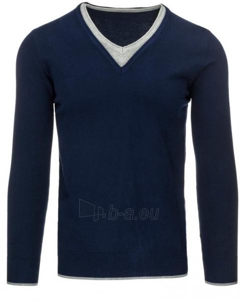 Vyriškas megztinis Georgie (Tamsiai mėlynas) Paveikslėlis 1 iš 7 310820031388