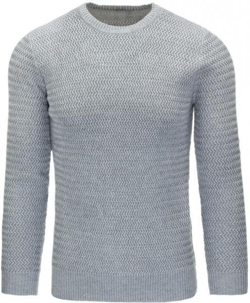 Vyriškas megztinis Gerald (Pilkas) Paveikslėlis 1 iš 8 310820043607