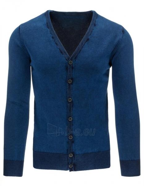 Vyriškas megztinis Gib (Tamsiai mėlynas) Paveikslėlis 1 iš 8 310820031406