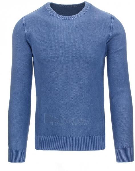 Vyriškas megztinis Gideon (Mėlynas) Paveikslėlis 1 iš 7 310820031398