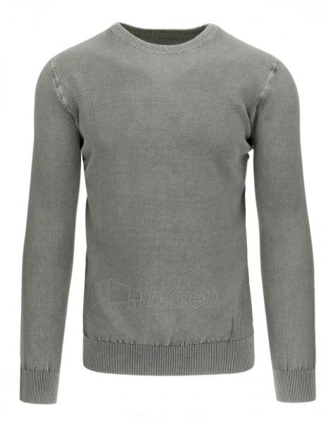 Vyriškas megztinis Gideon (Pilkas) Paveikslėlis 1 iš 7 310820031397