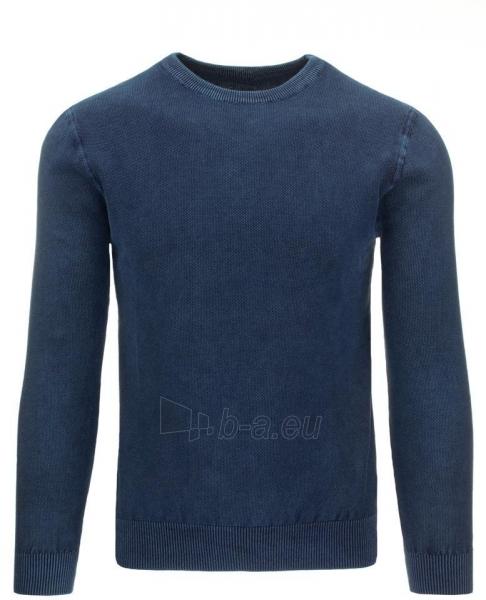 Vyriškas megztinis Gideon (Tamsiai mėlynas) Paveikslėlis 1 iš 7 310820033376