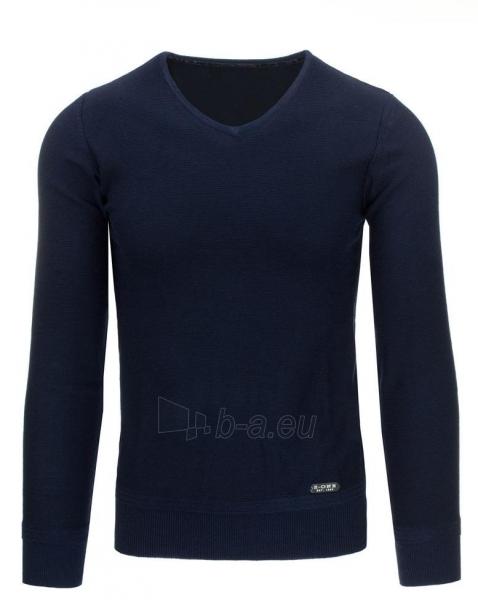 Vyriškas megztinis Gilbert (Tamsiai mėlynas) Paveikslėlis 1 iš 7 310820031400