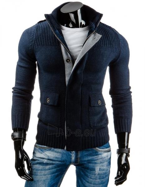 Vyriškas megztinis Harvey (Tamsiai mėlynos spalvos) Paveikslėlis 1 iš 6 310820033238