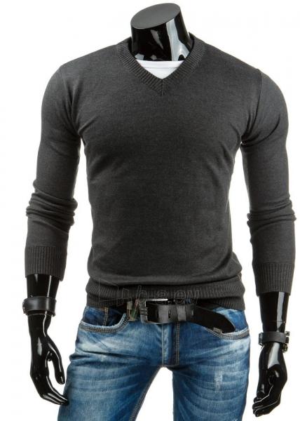 Vyriškas megztinis John (Antracitinis) Paveikslėlis 1 iš 6 310820031540
