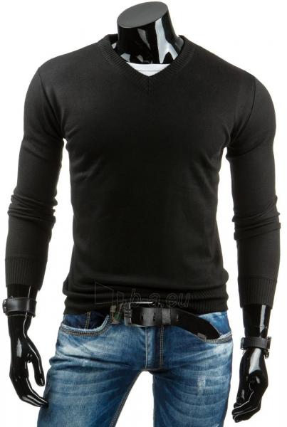 Vyriškas megztinis John (Juodas) Paveikslėlis 1 iš 6 310820031537