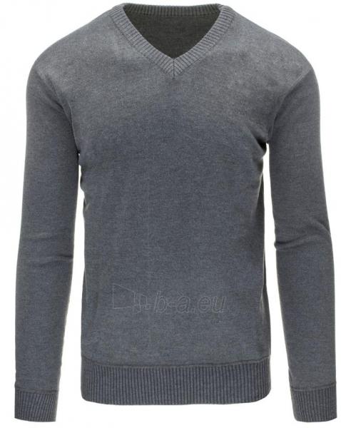 Vyriškas megztinis John (Pilkas) Paveikslėlis 1 iš 7 310820031539