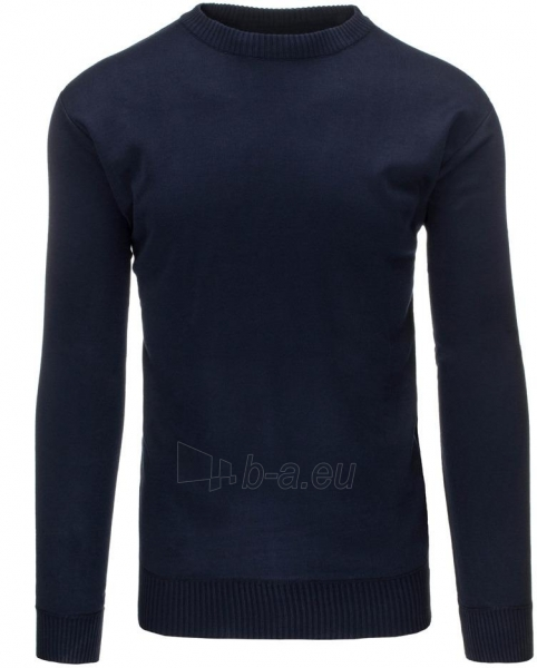 Vyriškas megztinis Mark (Tamsiai mėlynas) Paveikslėlis 1 iš 7 310820043628