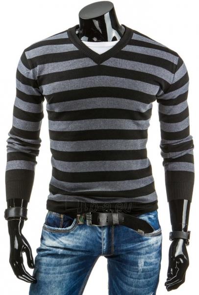 Vyriškas megztinis Michael (Juodas) Paveikslėlis 1 iš 6 310820031532