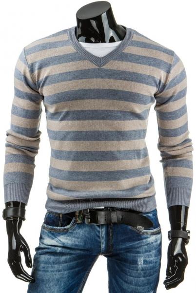 Vyriškas megztinis Michael (Pilkas) Paveikslėlis 1 iš 6 310820031531