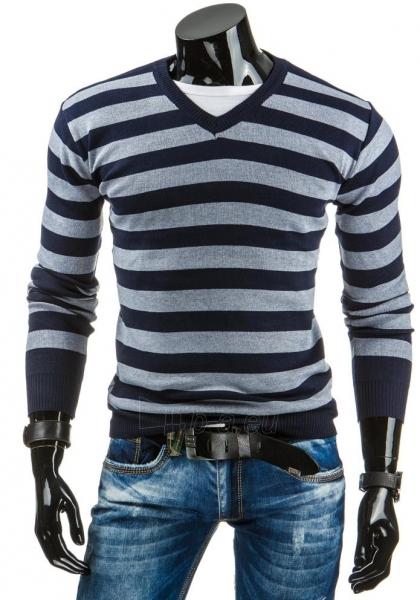 Vyriškas megztinis Michael (Tamsiai mėlynas) Paveikslėlis 1 iš 6 310820031530