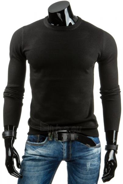 Vyriškas megztinis Milan (Juodas) Paveikslėlis 1 iš 6 310820031519