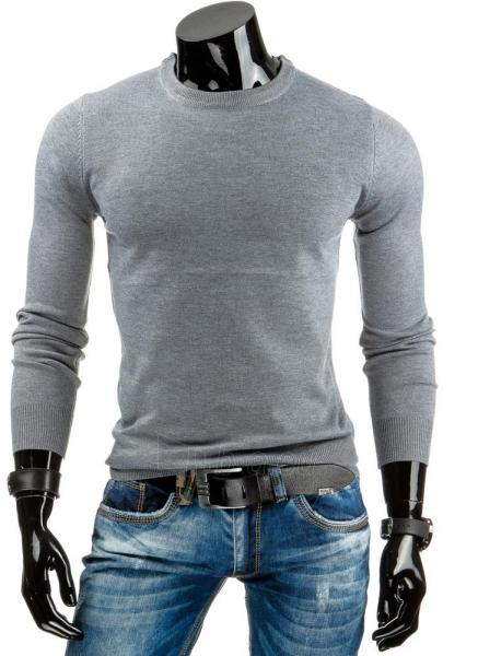 Vyriškas megztinis Milan (Pilkas) Paveikslėlis 1 iš 6 310820031521
