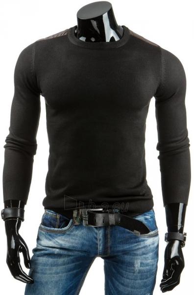 Vyriškas megztinis Steve (Juodas) Paveikslėlis 1 iš 6 310820031544