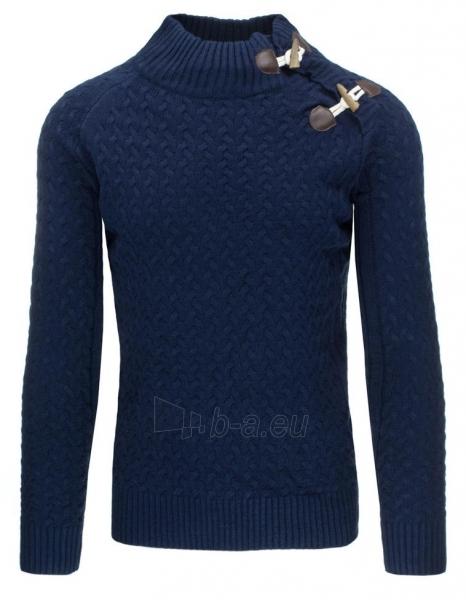 Vyriškas megztinis Swartz (Tamsiai mėlynas) Paveikslėlis 1 iš 7 310820033433
