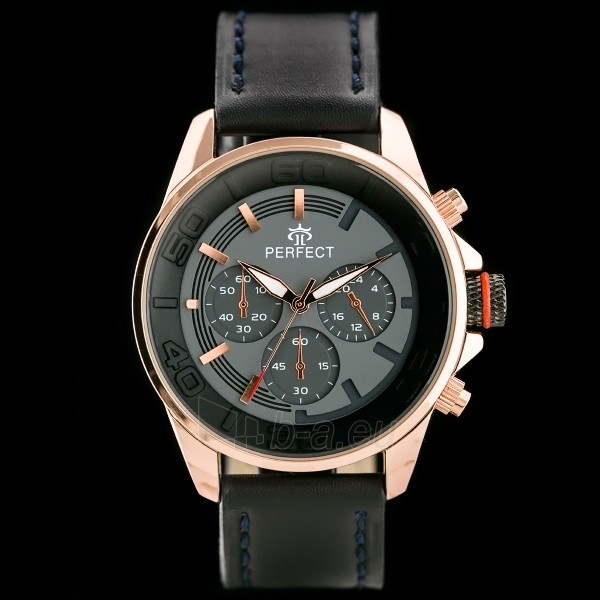 Vīriešu Perfect pulkstenis PFA128JP Paveikslėlis 1 iš 5 310820014620