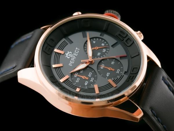 Vīriešu Perfect pulkstenis PFA128JP Paveikslėlis 3 iš 5 310820014620