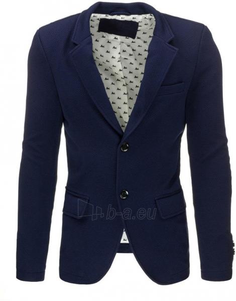 Vyriškas švarkas Bailey (Tamsiai mėlynas) Paveikslėlis 1 iš 7 310820033362