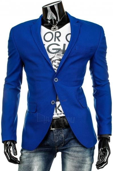 Vyriškas švarkas Blair (Mėlynas) Paveikslėlis 1 iš 6 310820033340