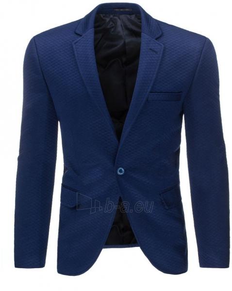 Vyriškas švarkas Estacada (Tamsiai mėlynas) Paveikslėlis 1 iš 7 310820033395