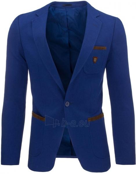 Vyriškas švarkas Logann (mėlynos) Paveikslėlis 1 iš 3 310820047038